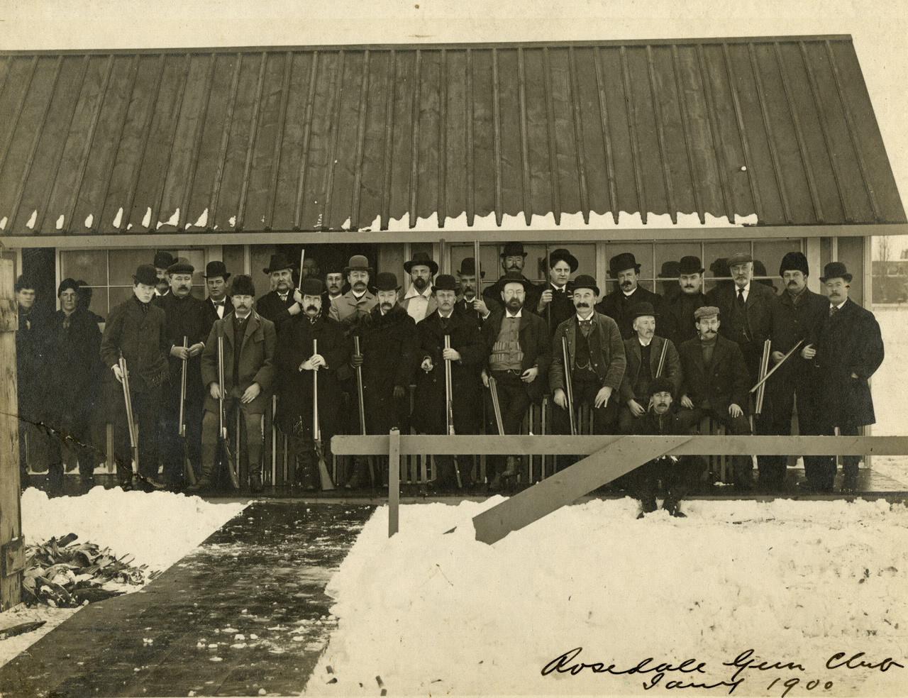 Rosedale Gun Club