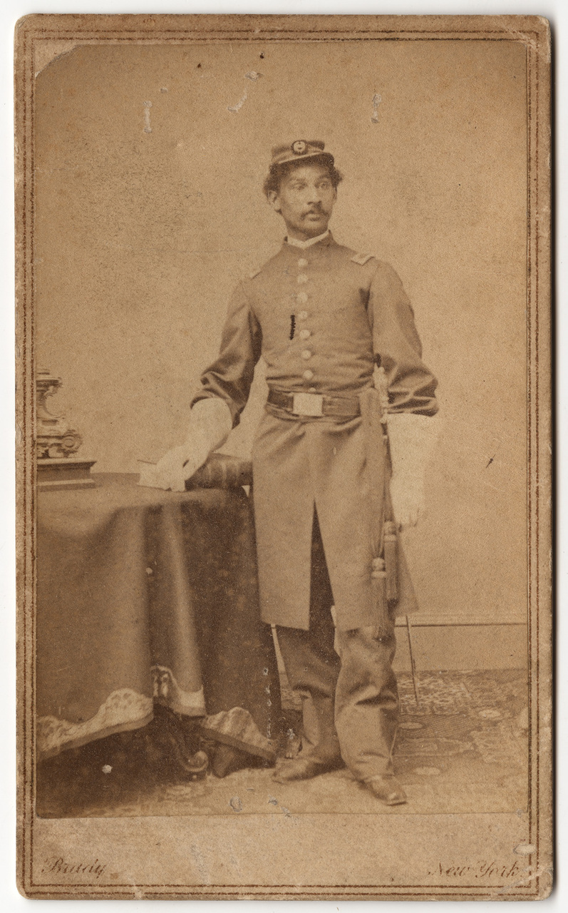 Anderson Ruffin Abbott in military uniform