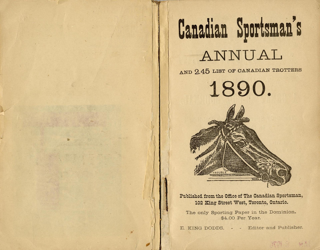 Canadian Sportsman's Annual