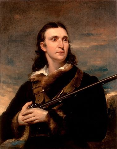 John James Audubon portrait
