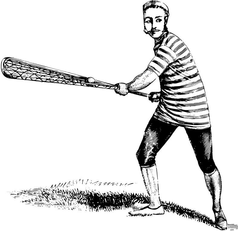 Field sports icon