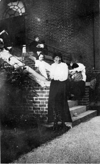 Smith Lillian H at Dovercourt Branch