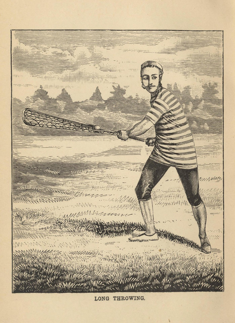 Lacrosse and how to play it