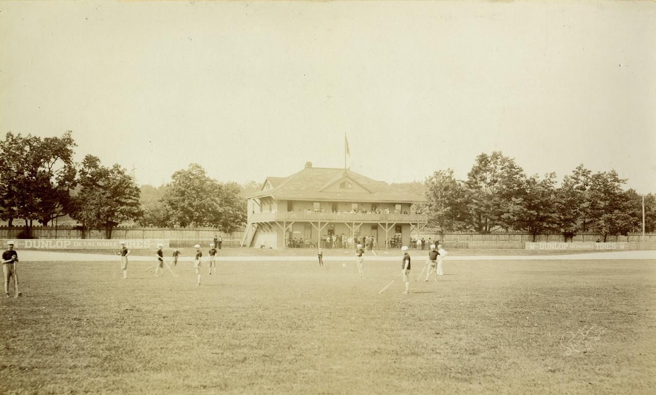 Toronto Lacrosse Club, Scholfield Ave.