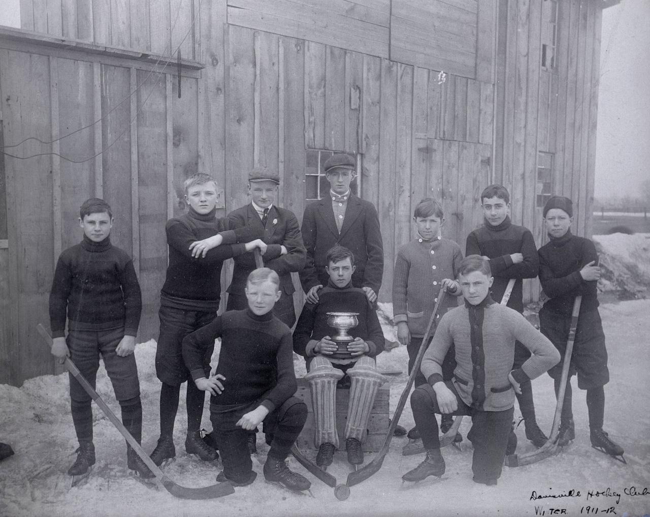 Davisville Hockey Club