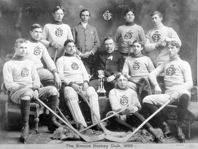 Simcoe Hockey Club