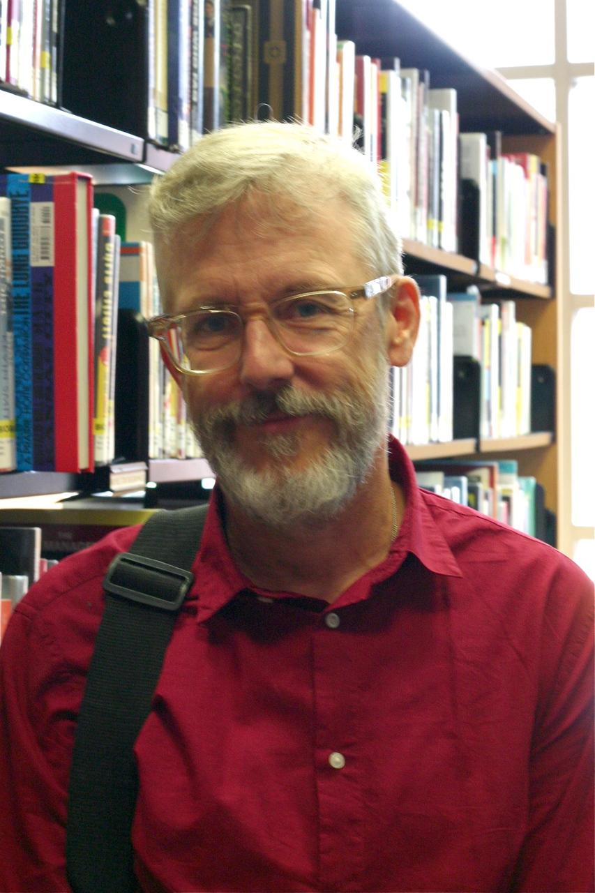 Andrew Larsen - Portrait