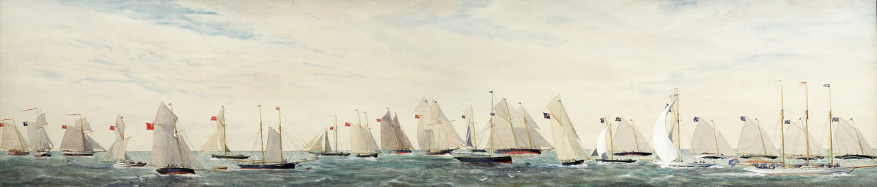 A Century of Yachts on Lake Ontario, 1795-1911