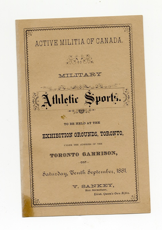 Military Athletic Sports