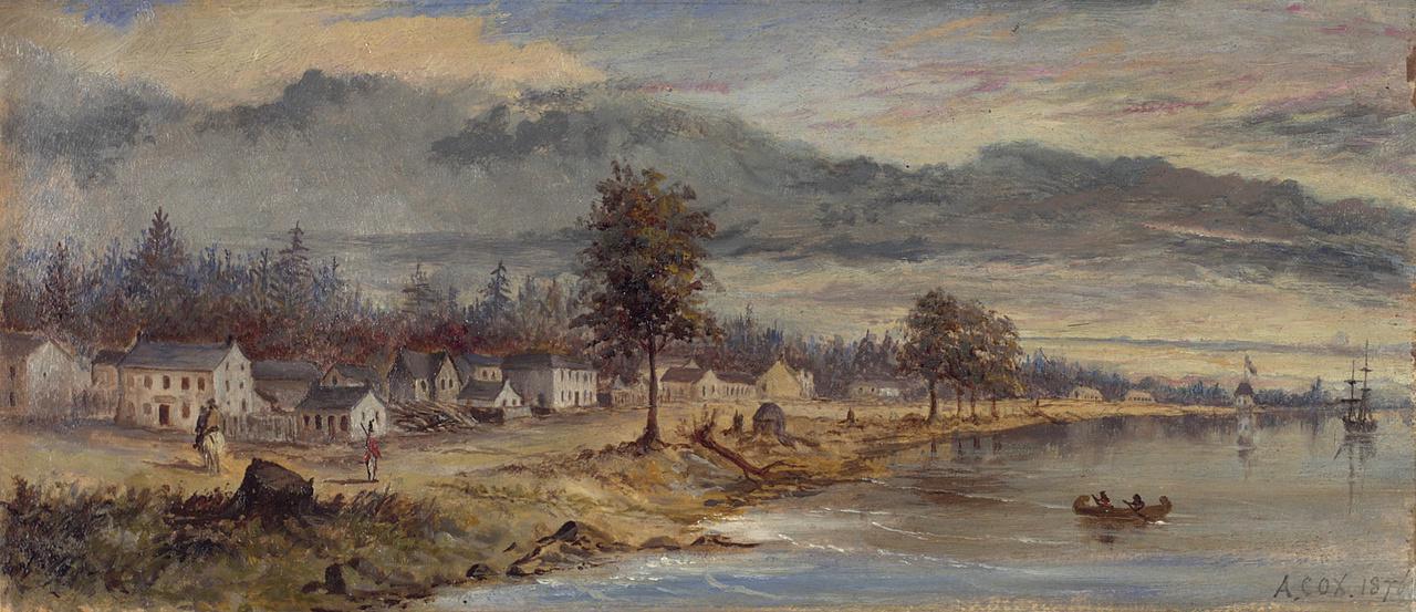 York, 1803
