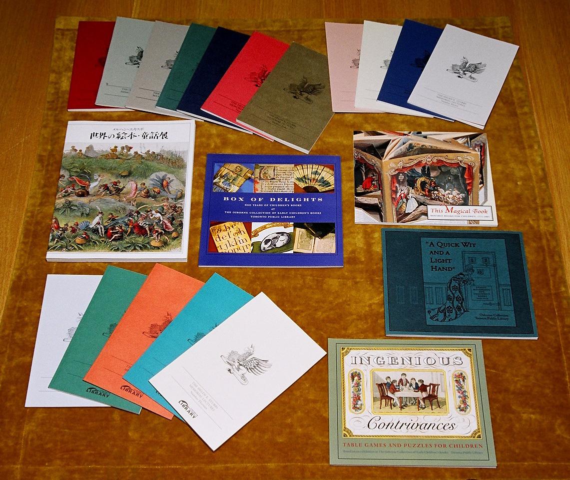 Osborne Collection books