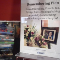 In memory of Pien