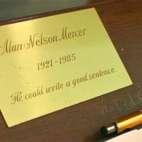 In memory of Alan Nelson Mercer