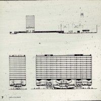 A-R2-21 - William B Hayward entry City Hall and Square Competition_Toronto_1958_3 section drawings.jpg