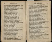 City of Toronto Directory, 1846